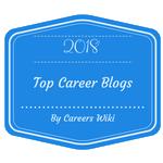 Top Career Blogs logo