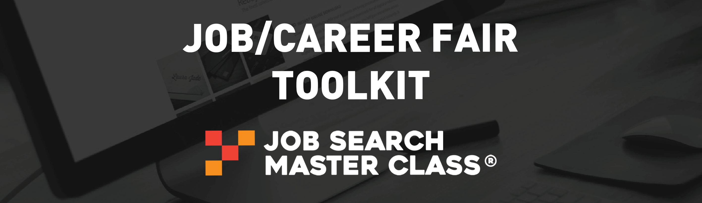 Job Career Fair Toolkit